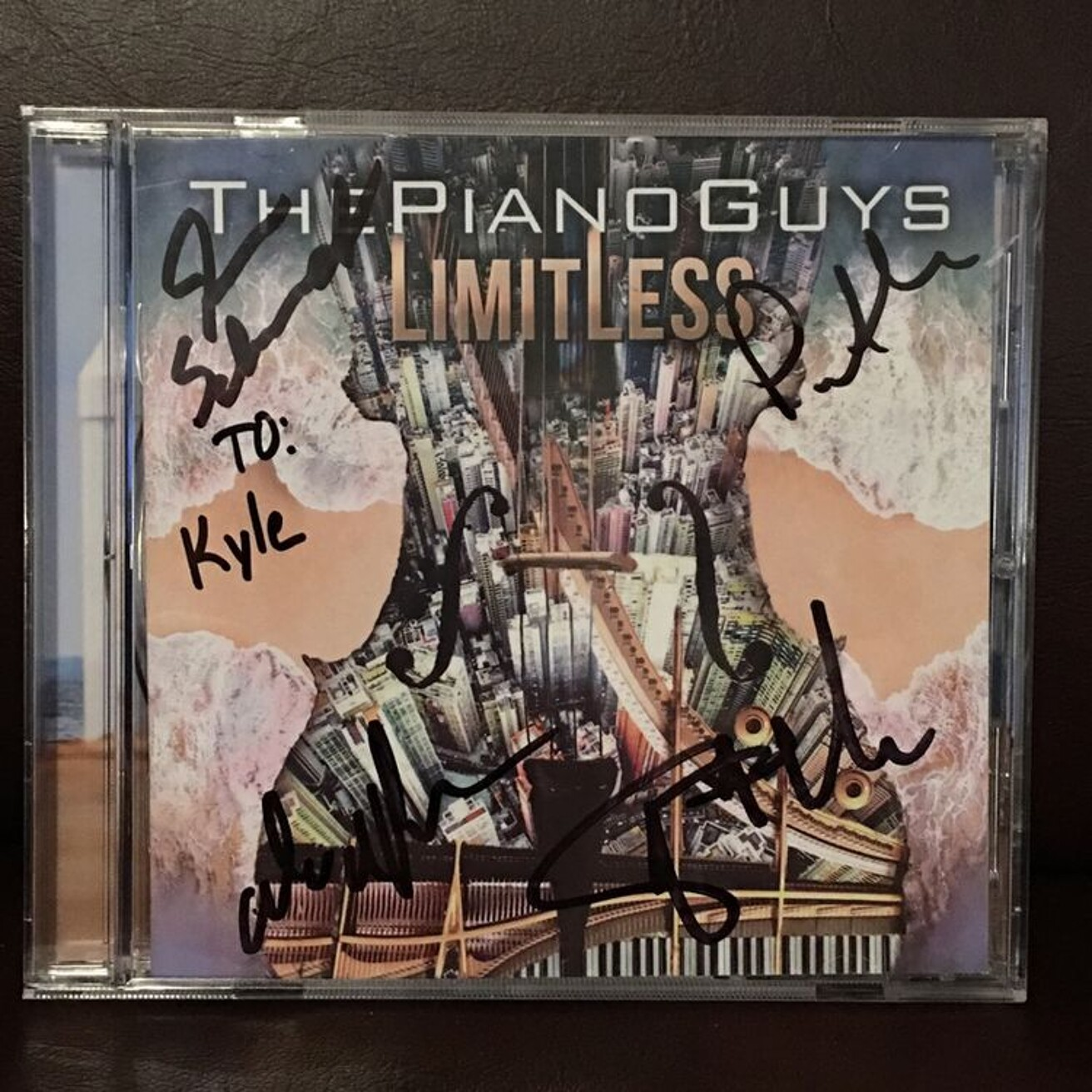 Limitless guys the piano The Piano